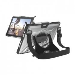 غطاء لجهاز مايكروسوفت سيرفيس برو من يو ايه جي بلازما مع حزام لليد و حزاف للكتف – ثلجي