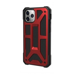 UAG Monarch iPhone 11 Pro Max Back Case - Crimson