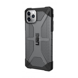 UAG Plasma iPhone 11 Pro Max Back Case - Ash