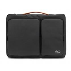 "EQ 15.6"" Toploader (KLM1406) - Dark Grey"