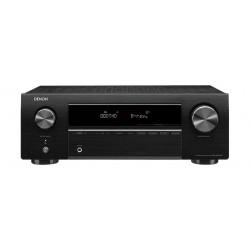 جهاز استقبال الصوت والفيديو دينون 5.1  قناة بدقة 4 كي 135 واط (AVRX250BT )