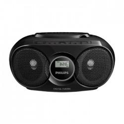 Philips AZ318B AUX USB CD Radio Player in Kuwait | Buy Online – Xcite