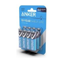 Anker AAA Alkaline Batteries (4-pack) - B1820H12