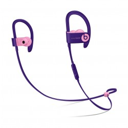 Beats Powerbeats3 Wireless Earphones Beats Pop Collection – Pop Violet