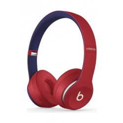 Beats Solo3 Wireless Headphones Beats Club Collection - Club Red
