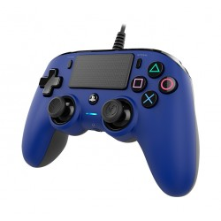 Bigben PS4 Wired Compact Controller - Blue