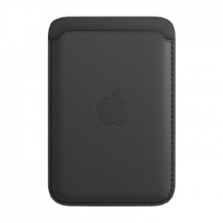 Apple iPhone Magsafe Leather Brown Wallet in Kuwait | Buy Online – Xcite