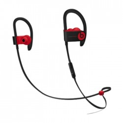 Beats PowerBeats 3 Wireless Earphones - Black / Red
