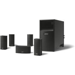 مكبرات صوت نظام المسرح المنزلي أكوستيماس ١٠ الفئة الخامسة من بوس - أسود