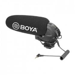 ميكروفون شوتجن على الكاميرا من بويا - BY-BM3031