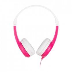 BuddyPhones Connect Wired Kids Pink Headphones in Kuwait   Buy Online – Xcite