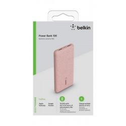 Belkin 10,000 mAh Powerbank (BPB005BTPNK) - Speckled Pink