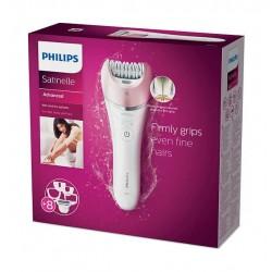 ماكينة إزالة الشعر المتقدمة رطب وجاف ساتينيل من فيليبس (BRE640/00)