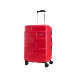 حقيبة بريكلين الصلبة من أميريكان توريستر 55سم (GE3X80005)- أحمر