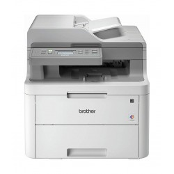 Brother Wireless Colour LED 3-in-One Duplex Mobile Print ADF - (DCP-L3551CDW)