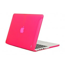 Aiino Matte Case for MacBook Retina 13 - Pink