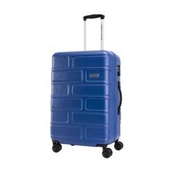 American Tourister Bricklane Hard Luggage 55cm - Blue