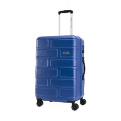 American Tourister Bricklane Hard Luggage 69cm - Blue