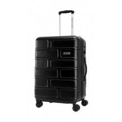 American Tourister Bricklane Hard Luggage 80cm - Black