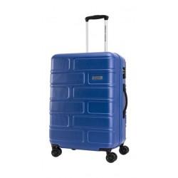 American Tourister Bricklane Hard Luggage 80cm - Blue