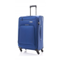 American Tourister Brook Spinner Soft Luggage 80cm - Navy