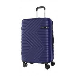 American Tourister Ellen Spinner Hard Luggage 55cm - Blue