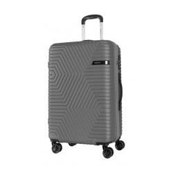 American Tourister Ellen Spinner Hard Luggage 68cm - Grey