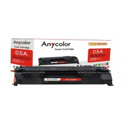 AnyColor 05A High Yield Toner Cartridge - Black 1