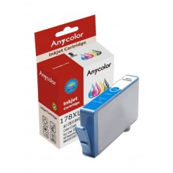 AnyColor 178XL High Yield Ink Cartridge - Cyan 1