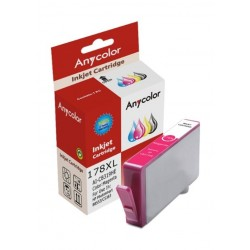 AnyColor 178XL High Yield Ink Cartridge - Magenta