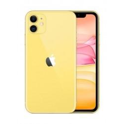 هاتف أبل أيفون ١١ بسعة ١٢٨ جيجابايت - أصفر