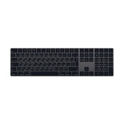 Apple Magic Arabic Keyboard with Numeric Keypad - Grey