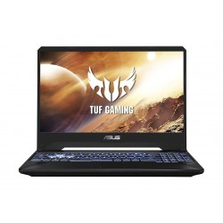 Asus TUF FX505DV-AL RTX 2060 6GB AMD Ryzen 7 16GB RAM 1TB HDD + 512GB SSD 15.6-inches Gaming Laptop - Black