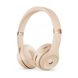 Beats Solo3 Wireless On-Ear Headphones - Satin Gold2