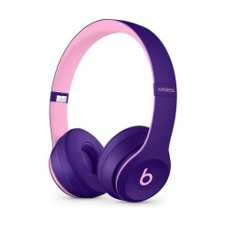 Beats Solo3 Wireless On-Ear Headphones Pop Collection - Pop Violet 1