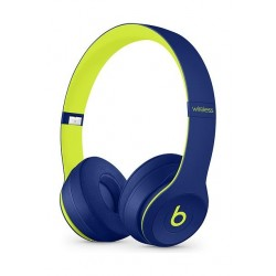 Beats Solo3 Wireless On-Ear Headphones Pop Collection – Pop Indigo 1