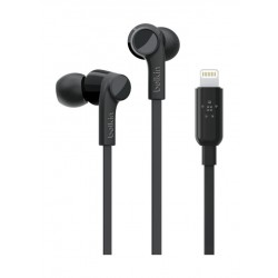 Belkin Rockstar Headphones with Lightning Connector - Black 5