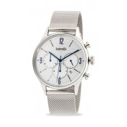 Borelli Sports 42mm Chronograph Gents Leather Watch - 20053451