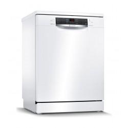 Bosch Serie 4 Free-standing Dishwasher (SMS46MW10M) - White