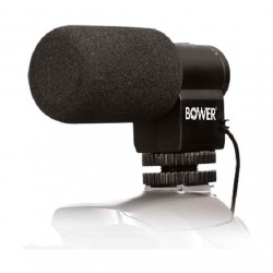Bower Professional On-Camera Microphone - BPH-MIC200