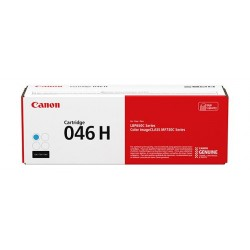 Canon 046H Printer Toner (1253C002AA) - Cyan