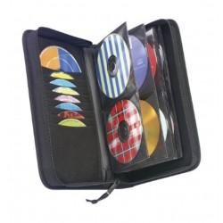 Case Logic 72 CD Wallet - Black
