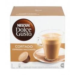 Dolce Gusto Cortado Espresso Macchiato - 16 Servings