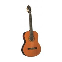 Eko CS-10 Classic Guitar - Brown