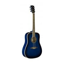 EKO NXT-D Acoustic Guitar - Blue