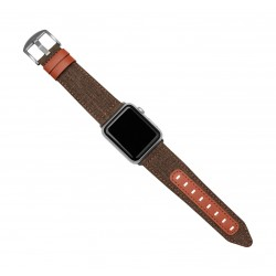 Evutec Northill Watch Band for Apple Watch 42mm - Brigandine Lava