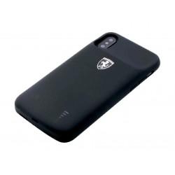 Ferrari Full Cover Power Case for Apple iPhone X - Black