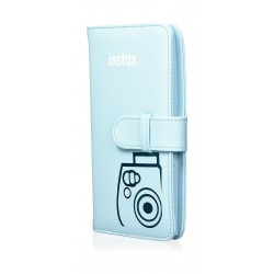 Fuji Instax Wallet Album - Blue