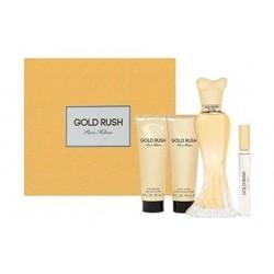 Gold Rush Gift Set by Paris Hilton For Women Eau de Parfum