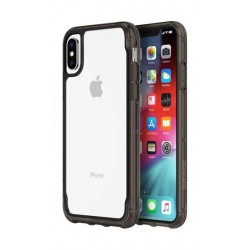 Griffin Survivor Clear For Apple iPhone XS - Clear/Black